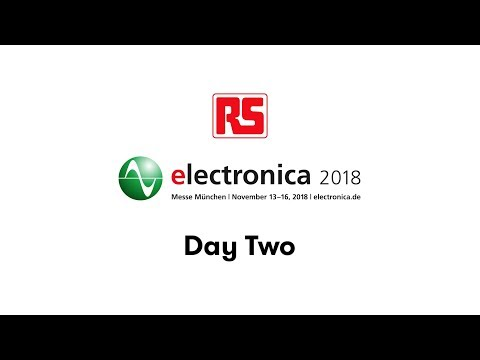 Electronica 2018: Partners | RS Components