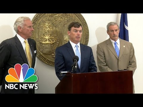 South Carolina Official Discusses Events Surrounding Inmate Deaths   NBC News