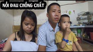 Chị Hạnh đã vào hóa trị đợt 2 - Quá xót xa khi nghe 2 vợ chồng chia sẻ