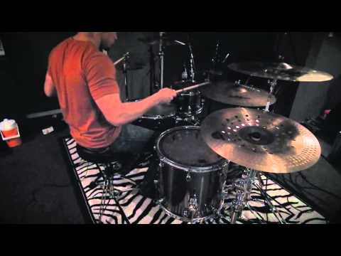 A Skylit Drive - Shock My Heart (drum audition/cover)