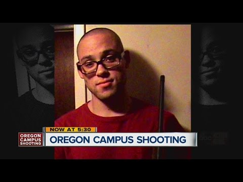 New details emerge about gunman who opened fire at Umpqua Community College in Oregon.
