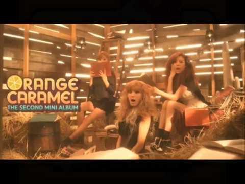 [Audio+Download]Orange Caramel - A~ing♡ (아잉♡)