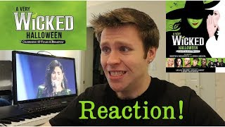 WICKED Anniversary Performance | REACTION