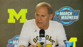 News Conference: Michigan, Florida State - Preview