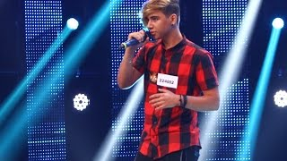 Justin Bieber - As Long As You Love Me. Vezi interpretarea lui Lucian Baciu, la X Factor!