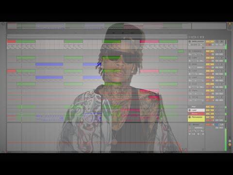 Wiz Khalifa - Black And Yellow  (Instrumental)