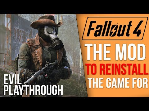The Mod Will Probably Get You to Reinstall Fallout 4 (Sim Settlements: Conqueror) thumbnail