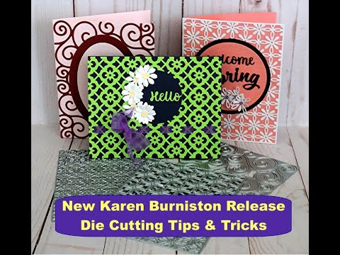 Die Cutting Tips & Tricks