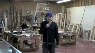 Ron Currie's Joinery Workshop