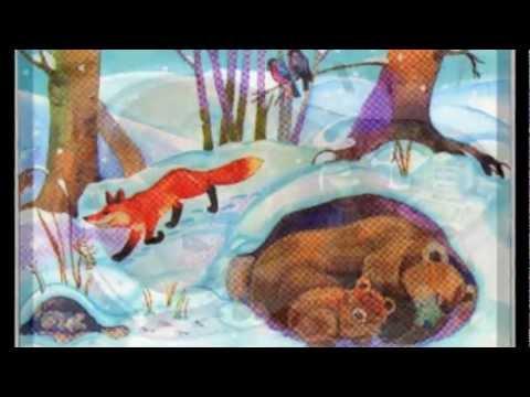 """Детская песня """"Раз морозною зимой..."""" - Tina Russian - YouTube"""