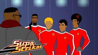 ¡La hora de la verdad! | Super Strikas | Súper Fútbol Dibujos Animados