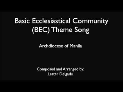 Basic Ecclesiastical Community Theme Song