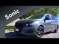 Chevrolet Sonic LT Seda?n 2013 a Prueba - Inspirado en el Motociclismo