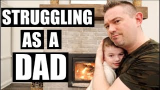 STRUGGLING AS A DAD|Somers In Alaska