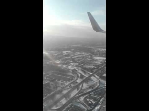 Landing In Albany N.Y