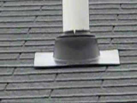 are the plumbing vent boots on your roof leaking - Roof Boots