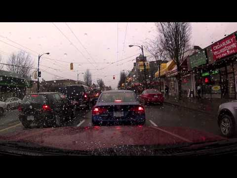 Downtown Vancouver to Coquitlam in 6 Minutes