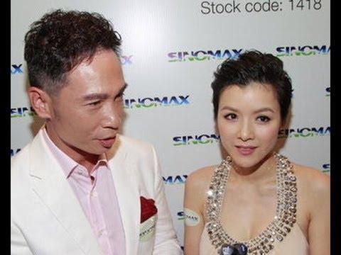 陈豪Moses Chan陈茵媺Aimee Chan同台捞金秀恩爱 望儿子快乐成长