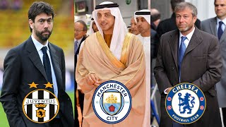 Top 10 Richest Football Club Owners in the World 2021 | Lifestyle Today