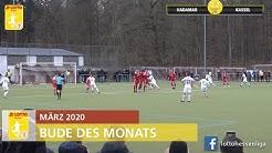 BUDE DES MONATS März LOTTO Hessenliga 2019/2020