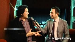 Sicilia Opera Academy - Intervista a Young Li e Hong yu Chen