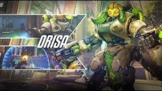 Overwatch: Longest Overtime Ever (Orisa)