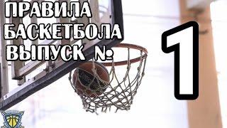 видео Правила игры в баскетбол