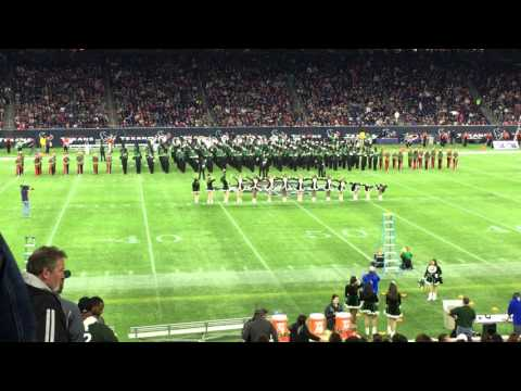 Mansfield Lake Ridge High School Band Final Halftime Show 2015
