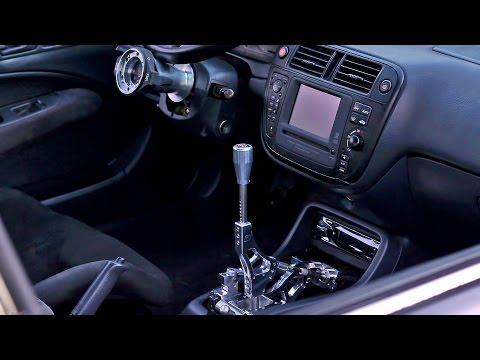 K-TUNED RSX RACE SPEC BILLET SHIFTER | YOUASKEDME VOL 1