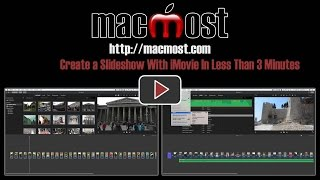 Create a Slideshow With iMovie In Less Than 3 Minutes (#1251) thumbnail