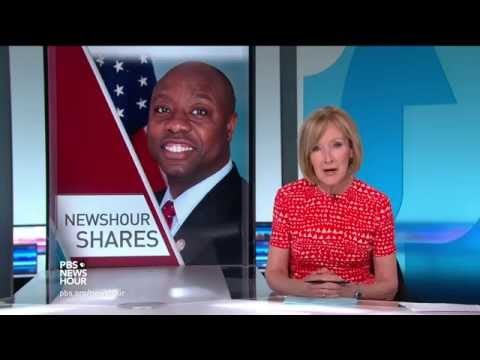 U.S. Sen. Tim Scott on racism and the Capitol police