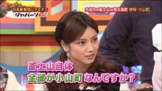 感謝感謝」女優の平愛梨「ヒャッホーと叫んだ理由が・・」 チャンネル登...