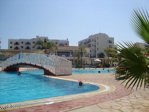 Кипр. Протарас. Отель Marlita Beach