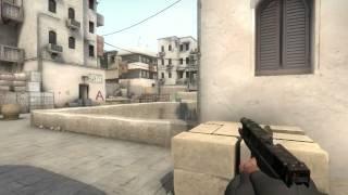 CS:GO unk 4K Glock18 @Dust2