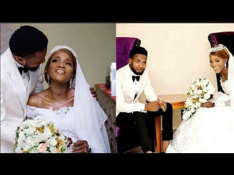 Download So Romantic! Actress Bukunmi Oluwashina Composes Lovely Song For Her Husband On Their Wedding Day