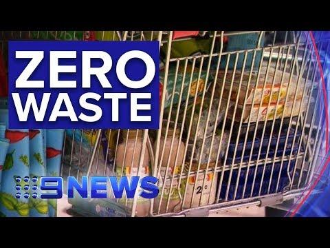 Sydney supermarket first to go 100% waste free | Nine News Australia