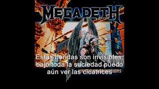 Megadeth - You're Dead (Subtitulado al Español)