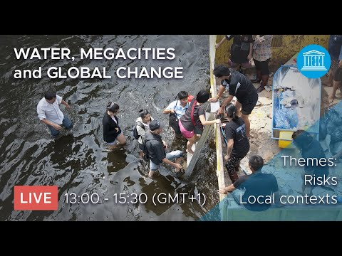 "Day 1 | Pre-Conference ""Water, Megacities and Global Change"""