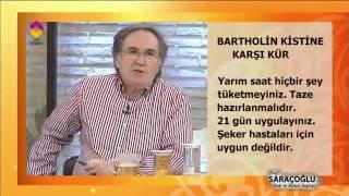 Bartholin Kistine Karşı Kür - DİYANET TV