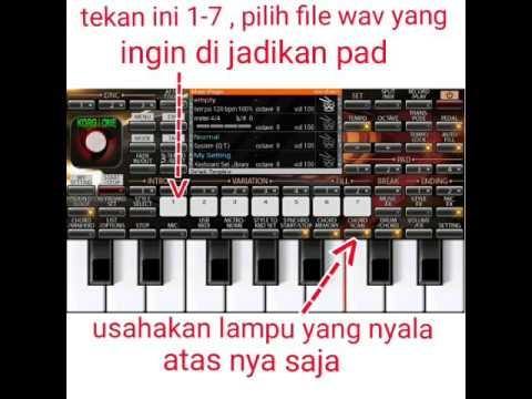 Tutorial dasar ORG 2017