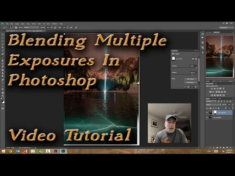 Blending Multiple Exposures In Photoshop