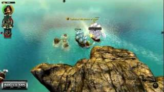 Pirates of Black Cove Gameplay (PC HD)