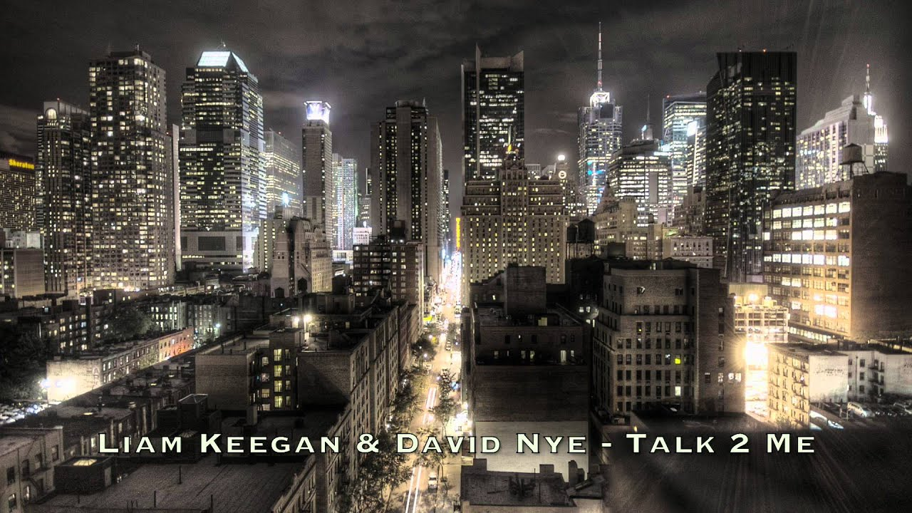 Liam Keegan & David Nye - Talk 2 Me - YouTube