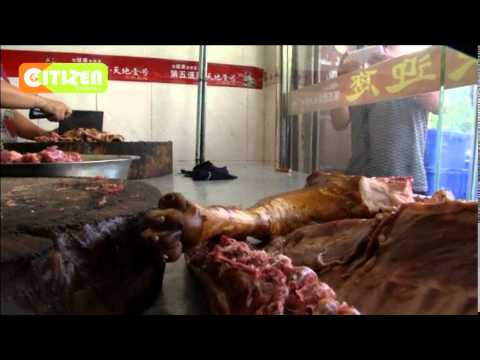China Holds Annual Dog Meat Festival