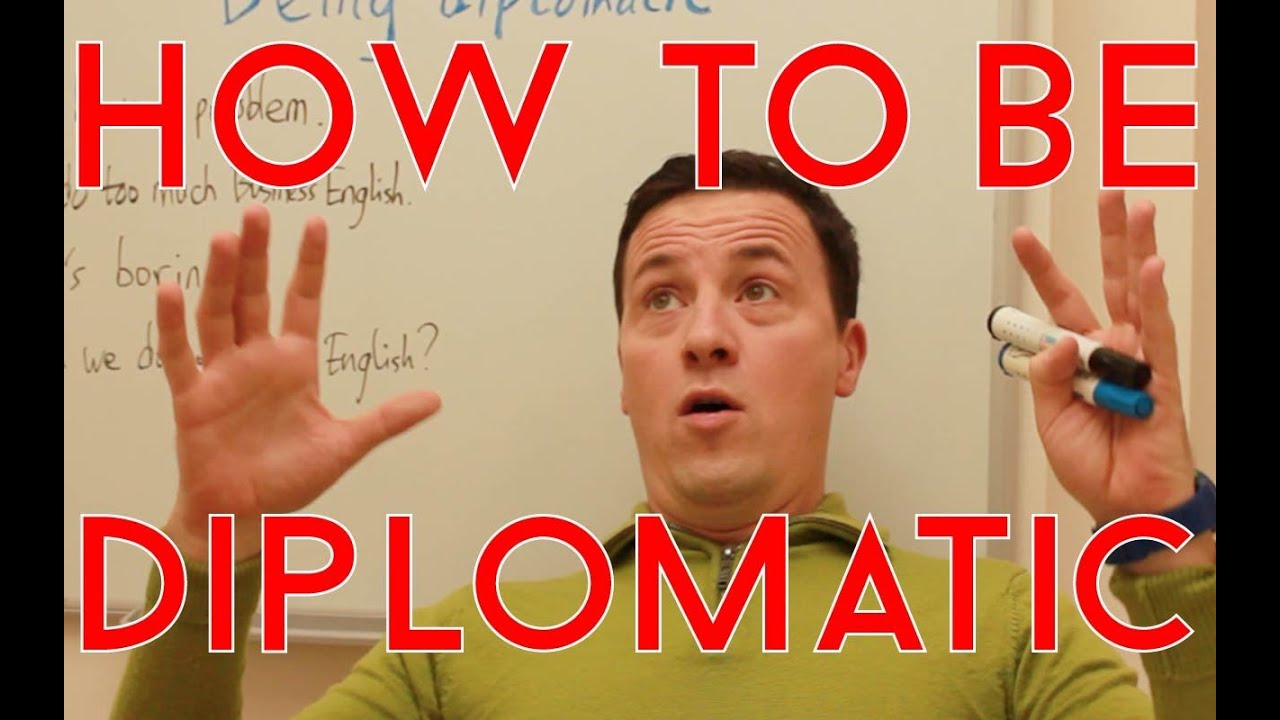 How can I become a diplomat?