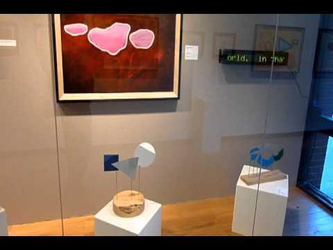 Moods of Ophelia exhibition tourDon Haggerty artist