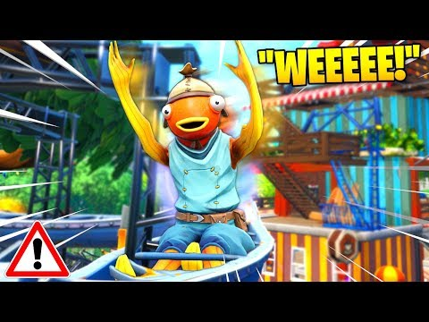 I Went To A Carnival Fun Park In Fortnite... (Spoiler: It's Awesome!)