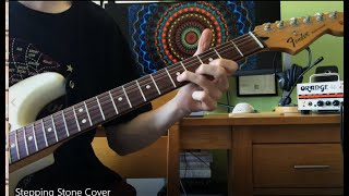 Stepping Stone Cover - Hendrix Fillmore East