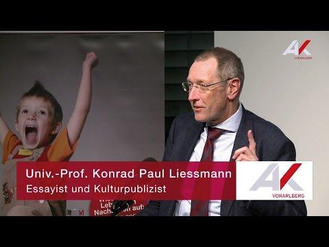 Konrad Paul Liessmann: Geisterstunde – Die Praxis der Unbildung