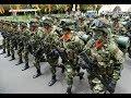 Desfile militar 20 de julio 2018 /bogotá Colombia.
